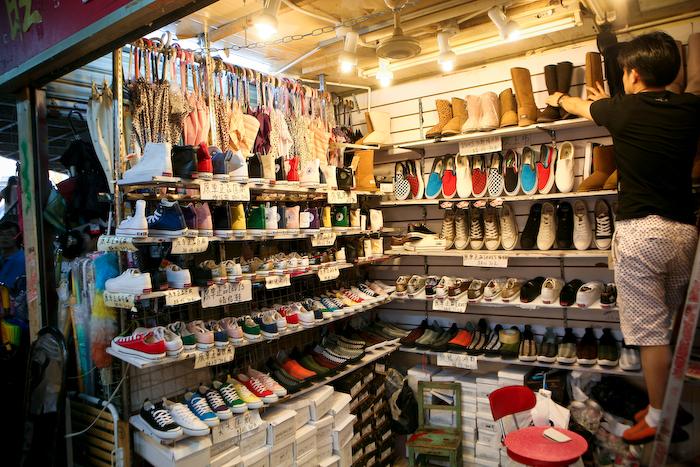 Qipu Lu Clothing Market-5