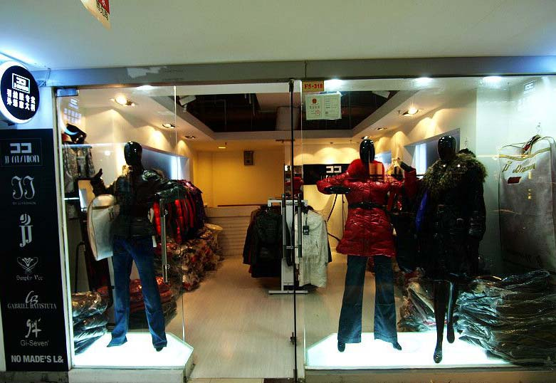 Qipu Lu Clothing Market-4