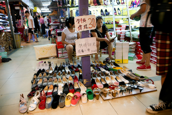 Qipu Lu Clothing Market-3