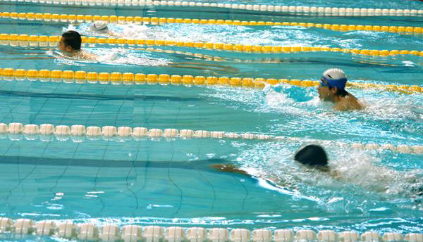 Shaanxi Swimming Center-3