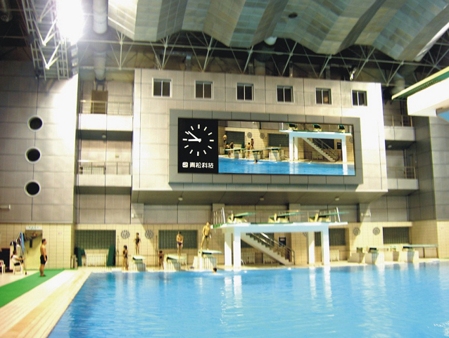 Shaanxi Swimming Center-1
