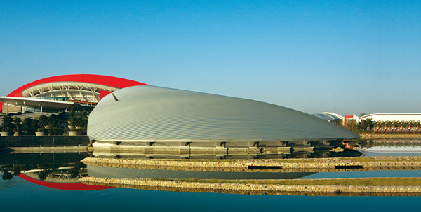Nanjing Olympic Sports Center-3