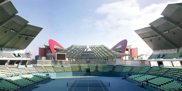 Nanjing Olympic Sports Center-5