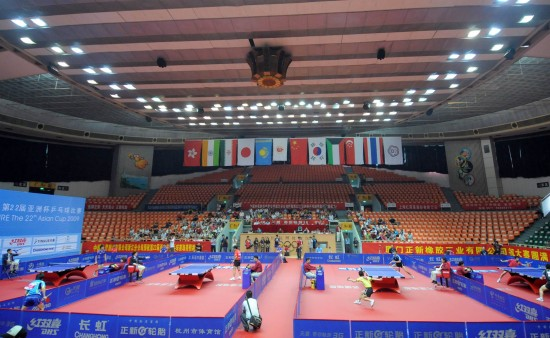 Hangzhou Gymnasium-4
