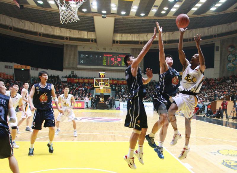 Hangzhou Gymnasium-3