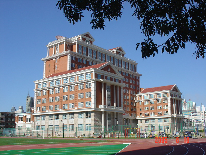 Tianjin Foreign Studies University-5
